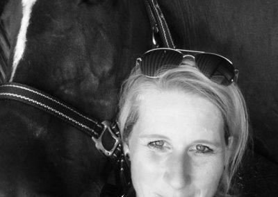 Eva-Vanessa Hötzschold mit QT