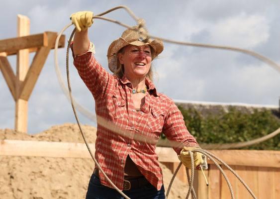 Andrea Nabe - Horseman Ranch